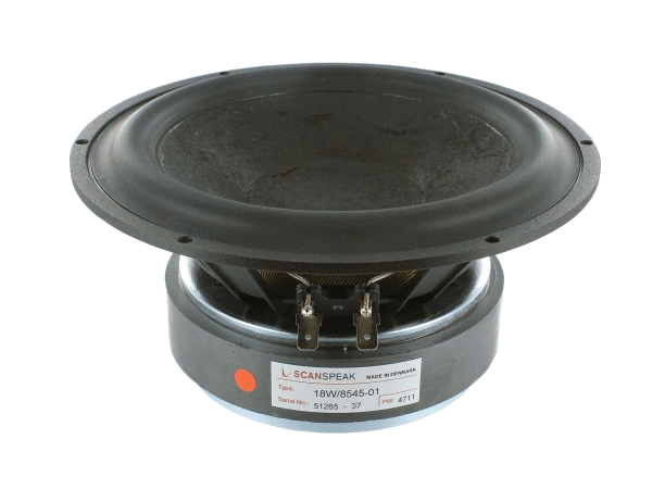 18W/8545-01 -  6.5 inch midwoofer