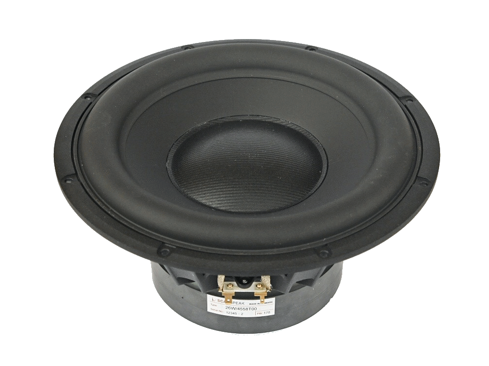 "26W/4558T00 -  Discovery 10"" subwoofer 4ohm"