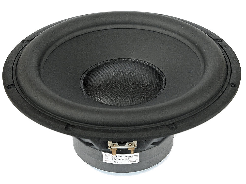 "30W/4558T00 -  Discovery 12"" subwoofer 4ohm"