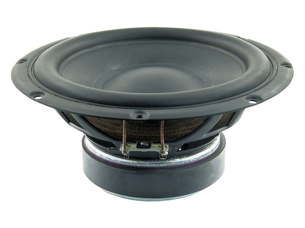 830667 - Peerless SLS-213 8 inch coated paper cone woofer