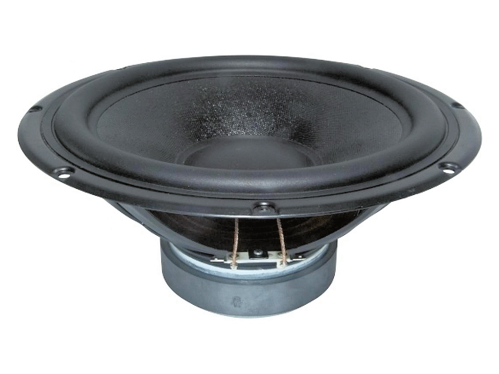 830668 - Peerless SLS-263 10 inch coated paper cone woofer