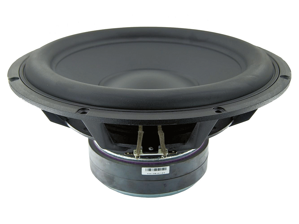835017 - Peerless XXLS Xpanded Extra Long Stroke 12 inch subwoofer