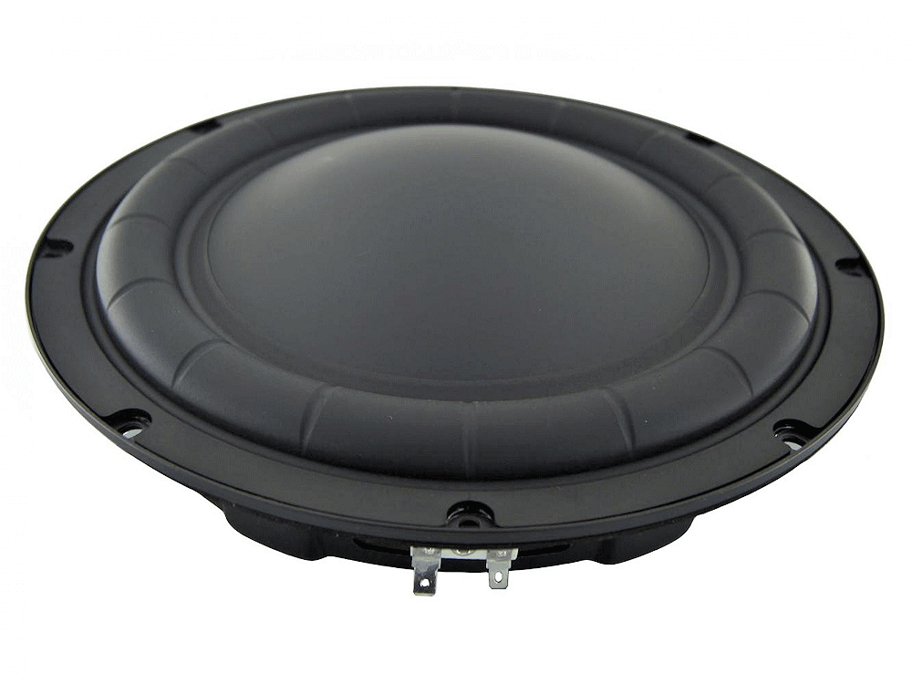 GBS-250F38CP01-04 - Tymphany 10 inch 4 ohm subwoofer