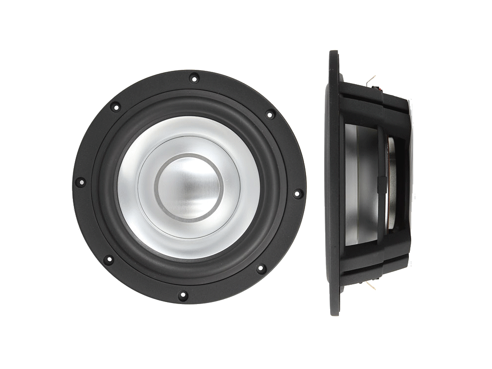SW26DAC76-8 -  shallow 10 inch subwoofer