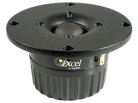 E0006-06 -  Excel T25CF001 1 inch tweeter fabric dome