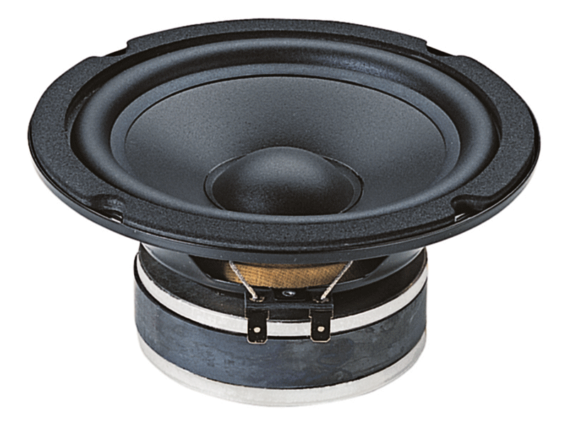 HW162 -  Woofer 6,5 inch -165mm 8 Ohm 180W